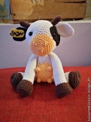 Amigurumi la Vache